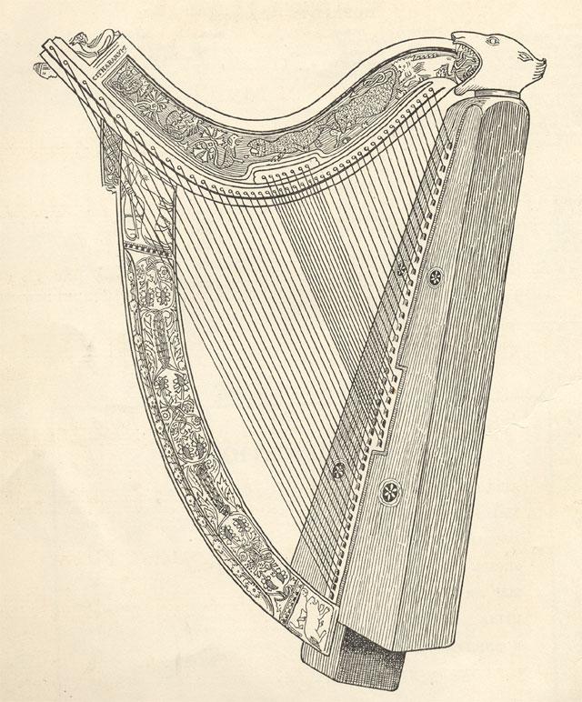 Dalway Harp The-dalway-harp
